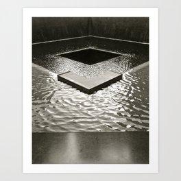 Into the Infinity Art Print