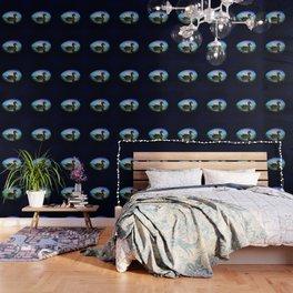 Duck Egg Wallpaper