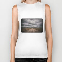 The Road Less Travelled Biker Tank
