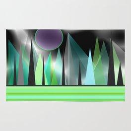 Northern Lights - Landscape Rug