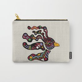Aztec Bird Carry-All Pouch