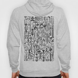 Medical Condition B&W Hoody