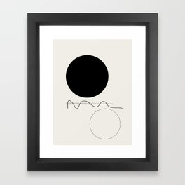 Abstract 07 Framed Art Print