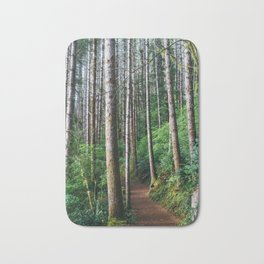 Trees: III // Oregon Bath Mat