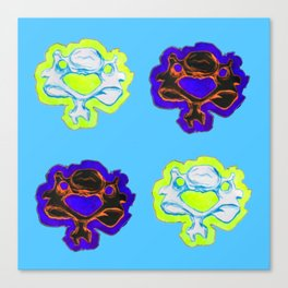 Vertebrae Canvas Print