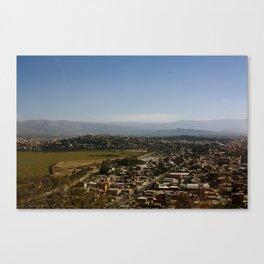 Cochabamba, Bolivia Canvas Print