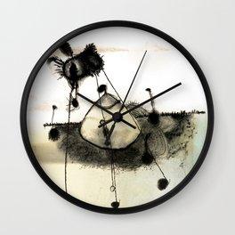 La Chuparosa Wall Clock