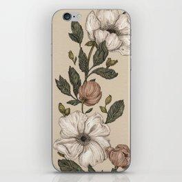 Floral Laurel iPhone Skin