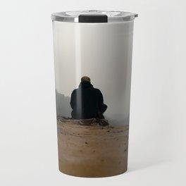 Defying gravity Travel Mug