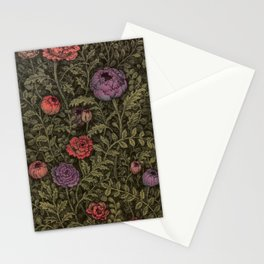 Chase the moon Stationery Cards