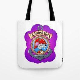 Admiral Rat's Galley Tote Bag