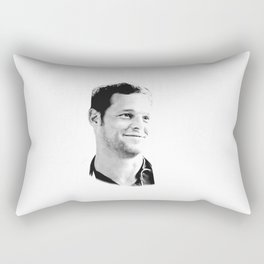 Alex Karev Rectangular Pillow