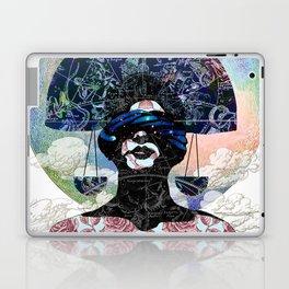 Libra (zodiac series 1) Laptop & iPad Skin