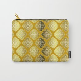 Shades Of Gold Carry-All Pouch