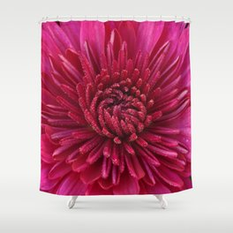 In The Heart Shower Curtain