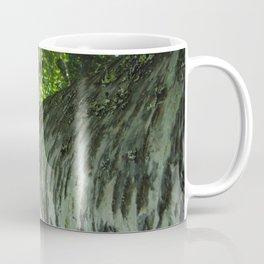 Sacred Birch by Mandy Ramsey, Haines, AK Coffee Mug