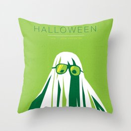John Carpenter, Modern Master Series :: Halloween Throw Pillow
