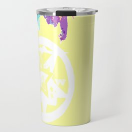 In Moscow it is always sunny if you got honey Travel Mug
