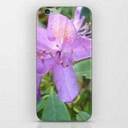 open wide iPhone Skin