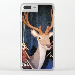 Deeryoncé Clear iPhone Case