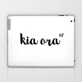 Kia Ora NZ Laptop & iPad Skin