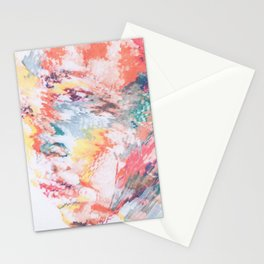 Strangers Faces #2 Stationery Cards