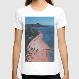 In The Sky Over Hawaii T-shirt
