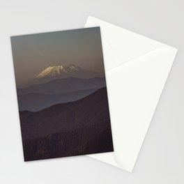 Mount Saint Helens Stationery Cards