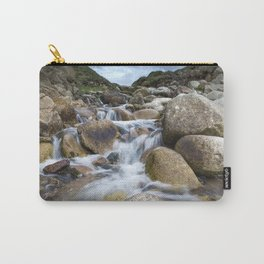 Stream Into Porth Nanven Carry-All Pouch