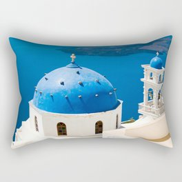 Beautiful Greece Rectangular Pillow