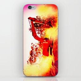 Heavy Duty Earth Works iPhone Skin