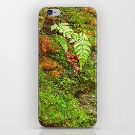 Moss Hysteria iPhone Skin