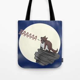 Sheep In Wolves' Clothing Tote Bag