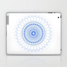 Snowflake #009 transparent Laptop & iPad Skin