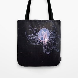 Bioluminescent Purity Tote Bag