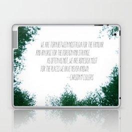 HOMESICK Laptop & iPad Skin