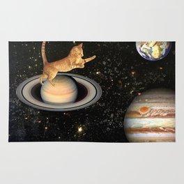 Cat.In.Space. Rug