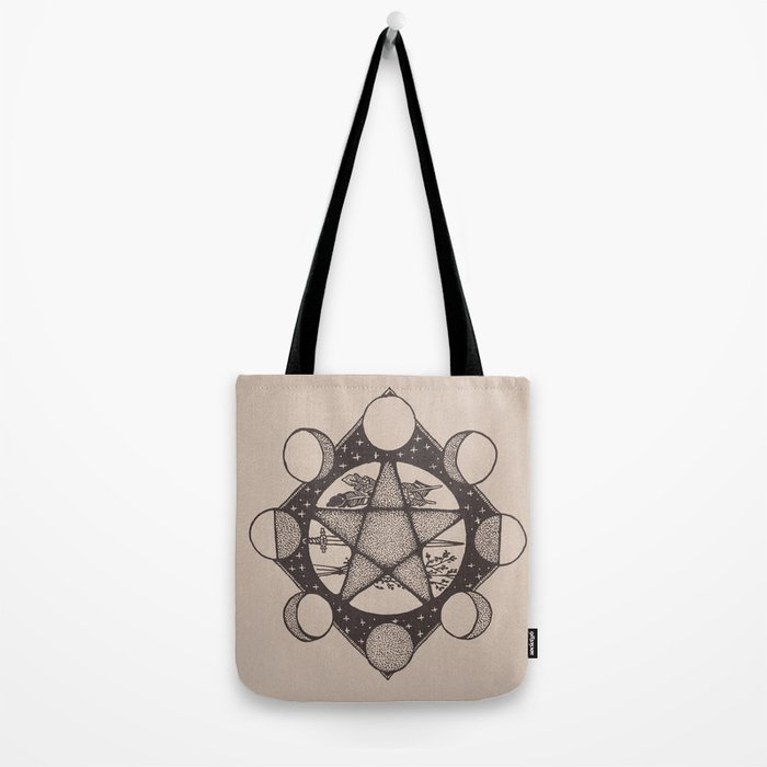 SACRED SPACE Tote Bag