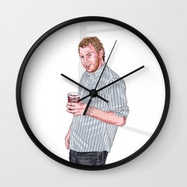 six cran and vodkas in Wall Clock