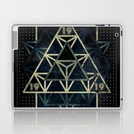 Sacred Geometry for your daily life - METATRON MATRIX Laptop & iPad Skin