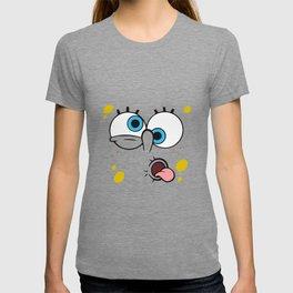 Spongebob Crazy Face T-shirt