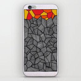 - sun would have a door to the dancefloor - iPhone Skin