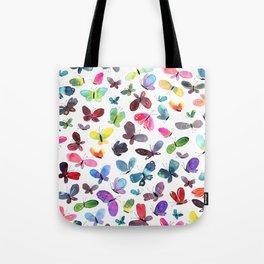 Spring Wings Tote Bag