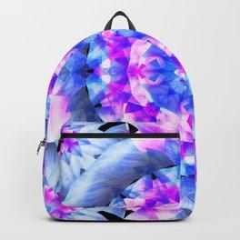 Fractured Light Mandala Backpack