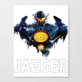 PacificRim Jaeger Canvas Print