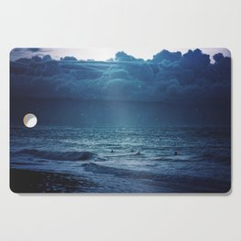 Dark Seas Cutting Board
