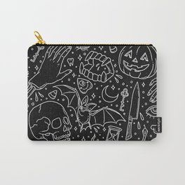Halloween Horrors Carry-All Pouch