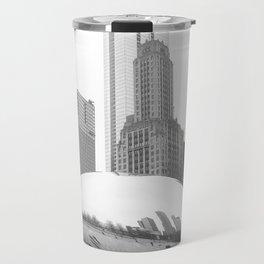 The Chicago Bean #2 Travel Mug