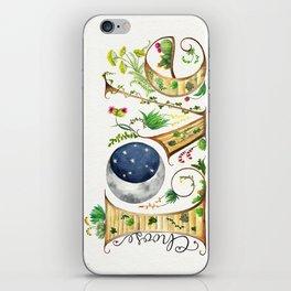 Choose Love iPhone Skin