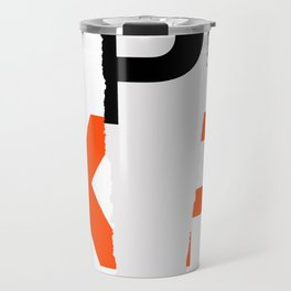 Fall Paper Expo (from Design Machine archives) Travel Mug